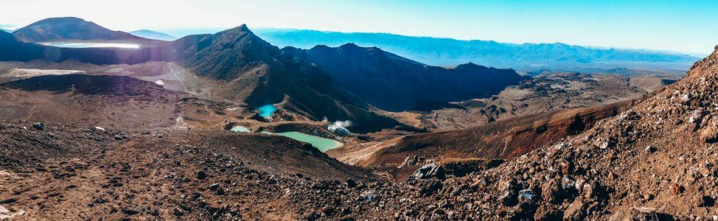 Beste wandeling Nieuw Zeeland noorder eiland