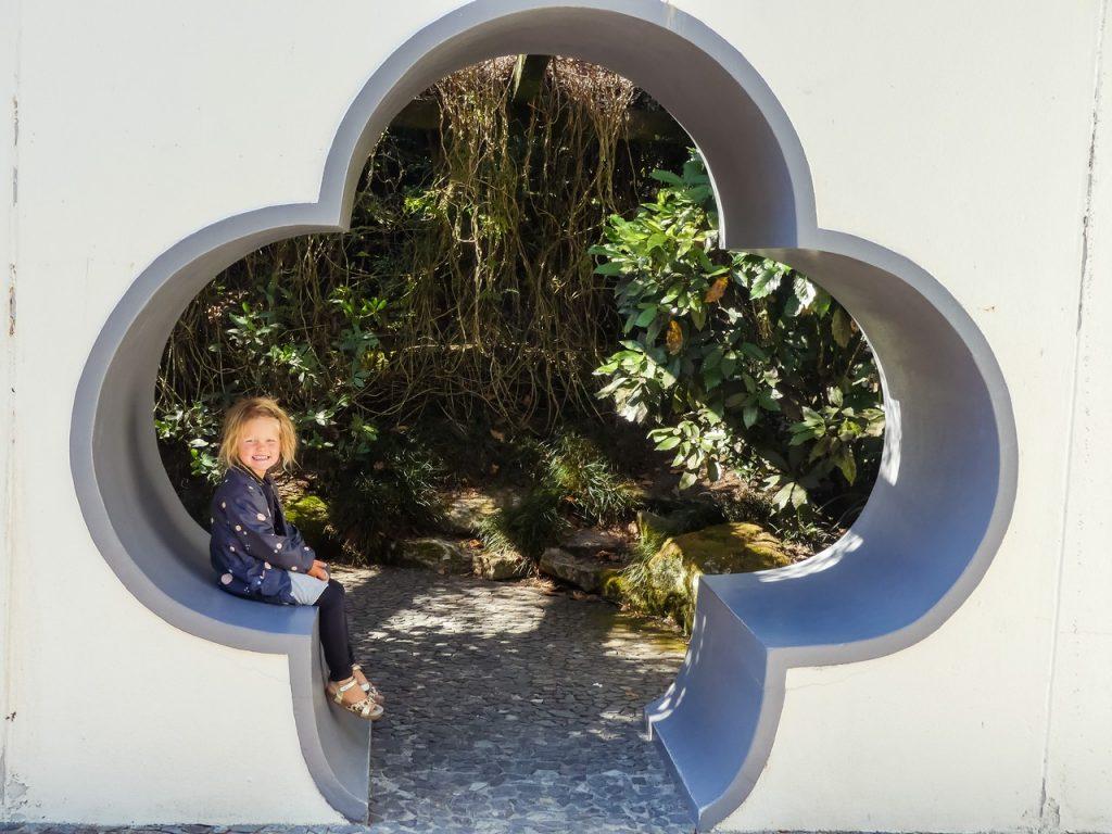 Botanische tuinen met kinderen en gezin Nieuw Zeeland