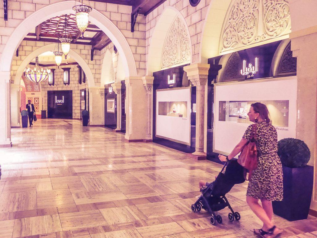 Gezin Dubai Mall