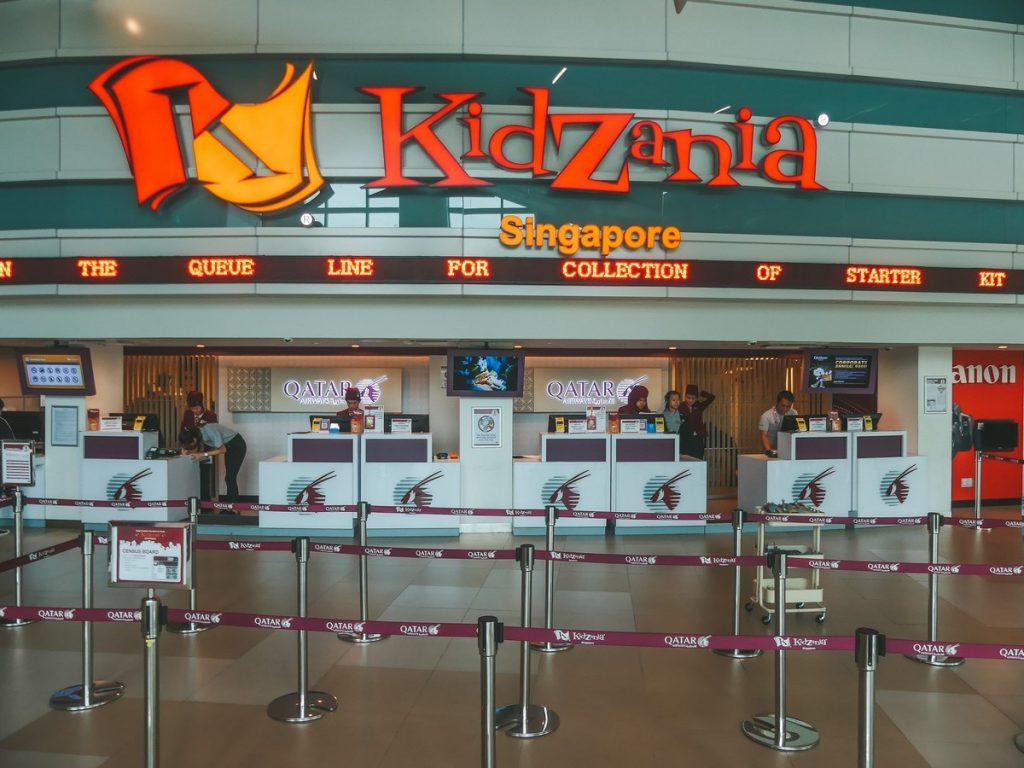 wat te doen in Singapore met kinderen