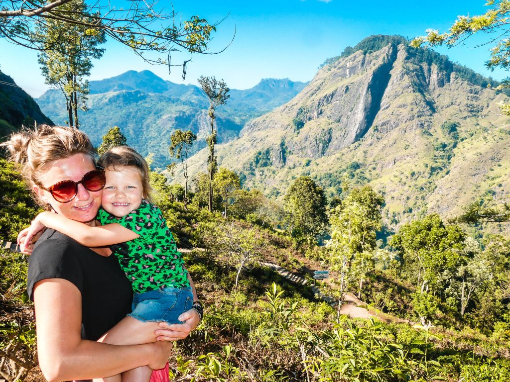 Reisroutes Sri Lanka met kinderen