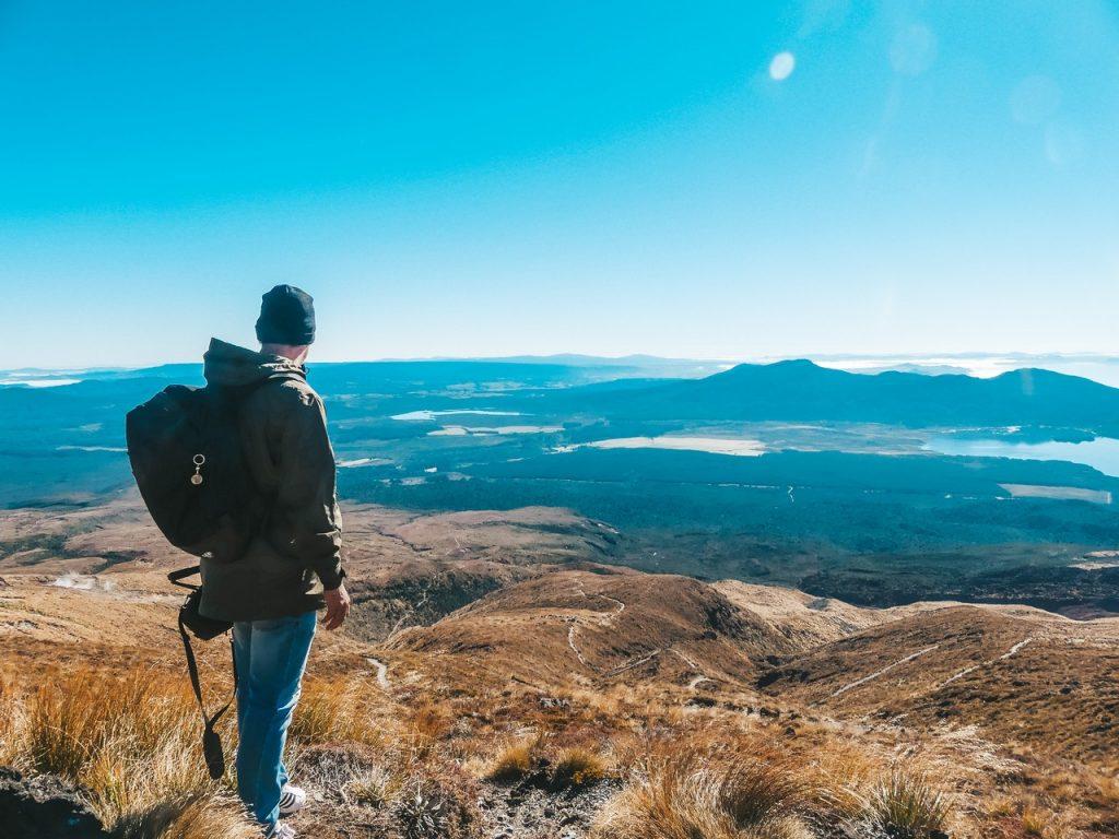 Mooiste wandeltocht Nieuw Zeeland Tongariro