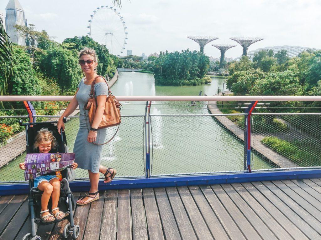 Gratis activiteiten in Singapore met kinderen