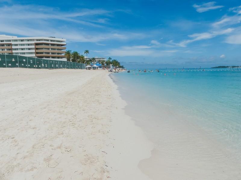 Bahamas niet duur vakantie wit strand
