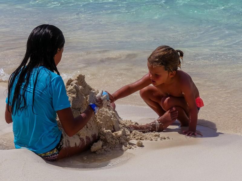 Bahamas vakantie met gezin