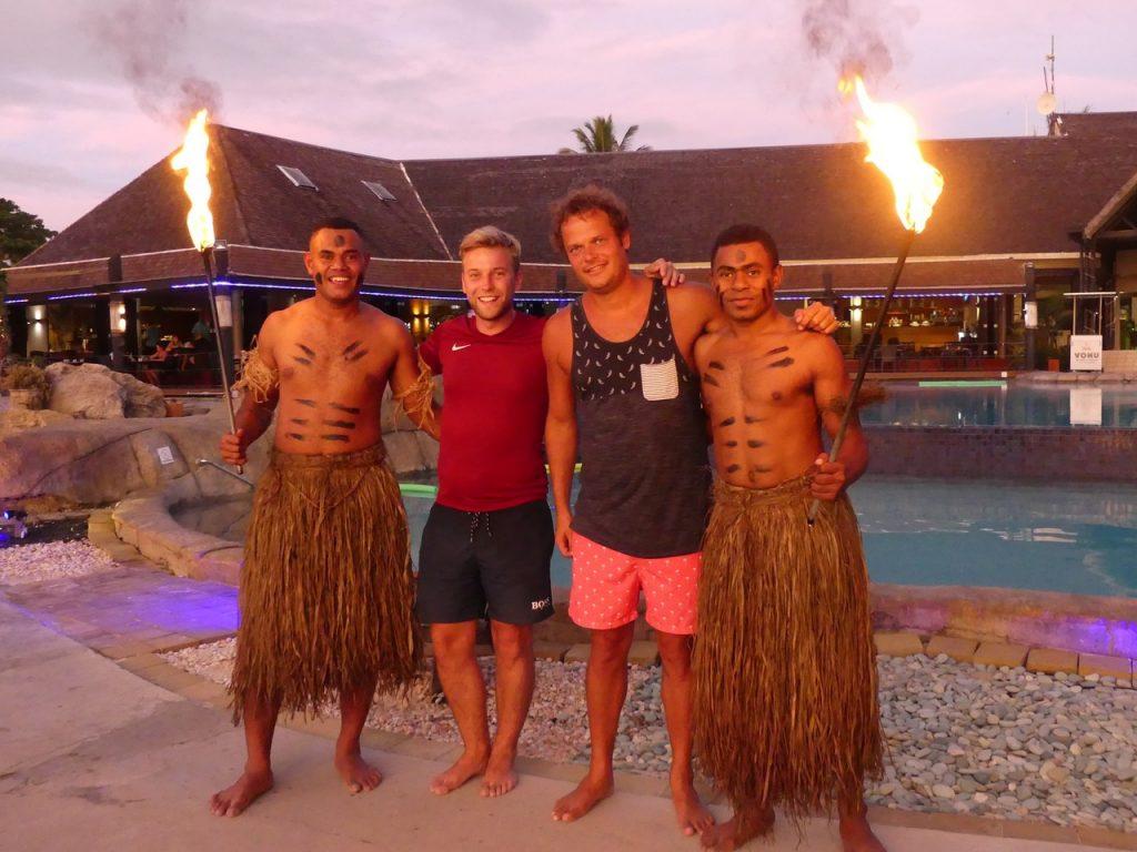 Fiji hotel met gezin en kids