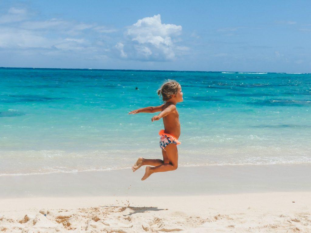 Hawaii met gezin