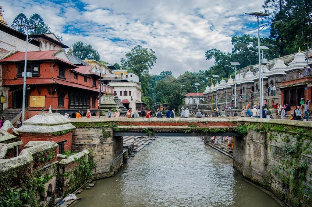 Kathmandu Nepal met kinderen reis