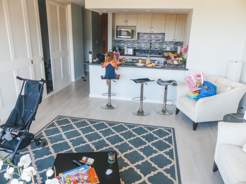 Airbnb met kinderen