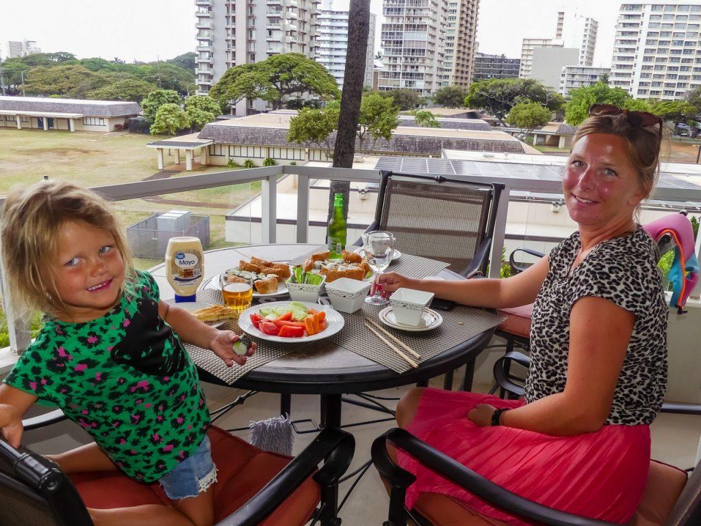 Kindvriendelijke accommodatie hawaii