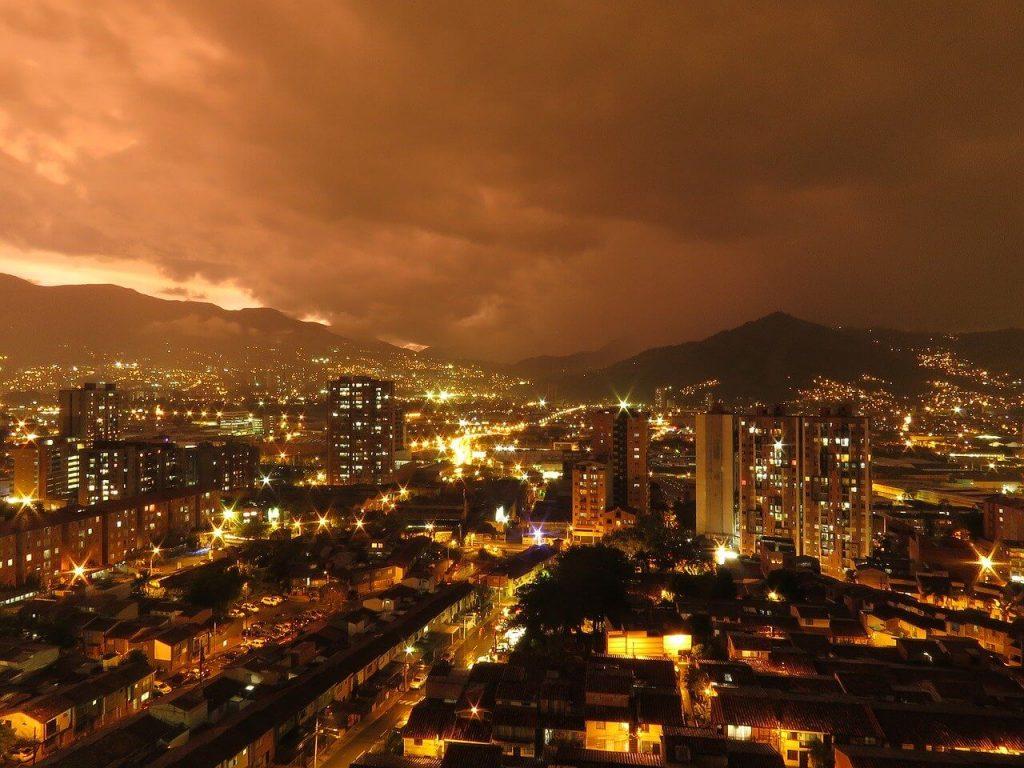 Medellin Colombia reis met kinderen