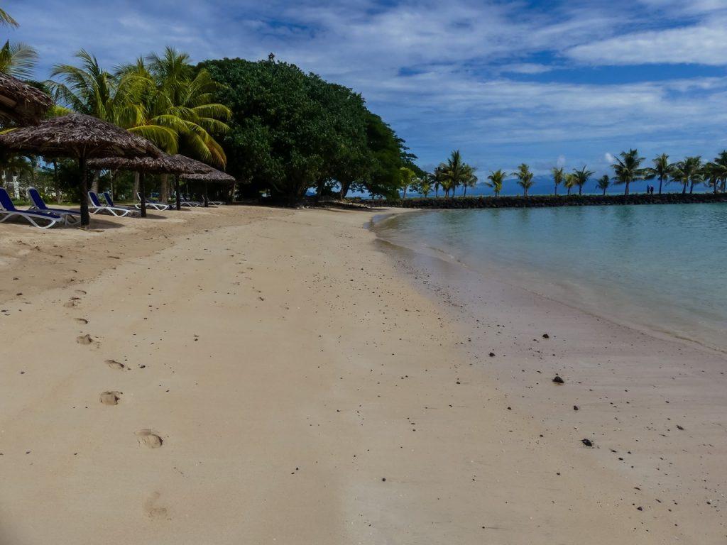 Samoa hotel met kids en kinderen