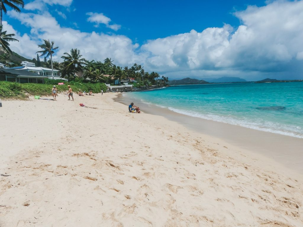 Hawaii vakantie