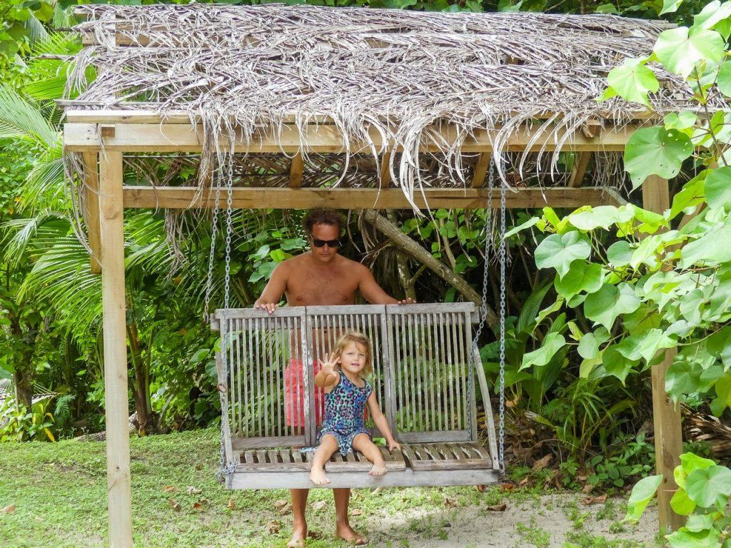 Tonga hotel met kids en kinderen