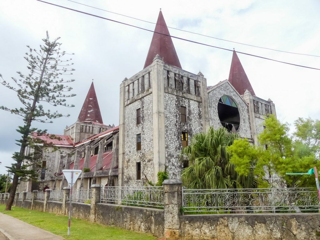 Tonga land met gezin op wereldreis