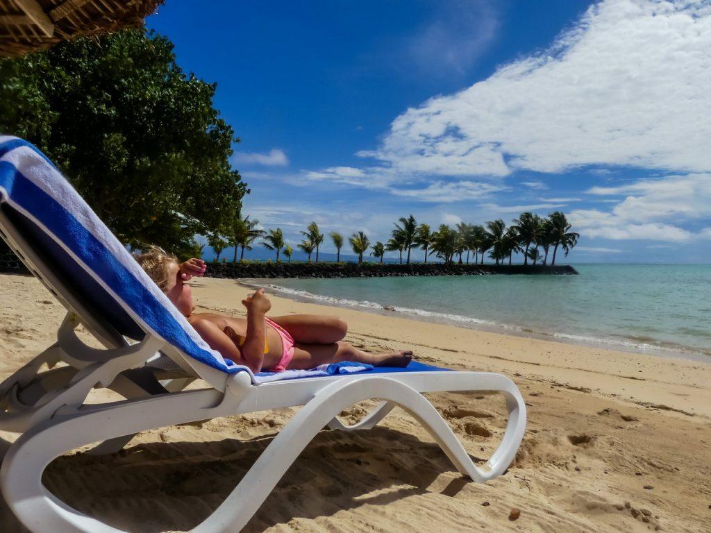 Samoa vakantie