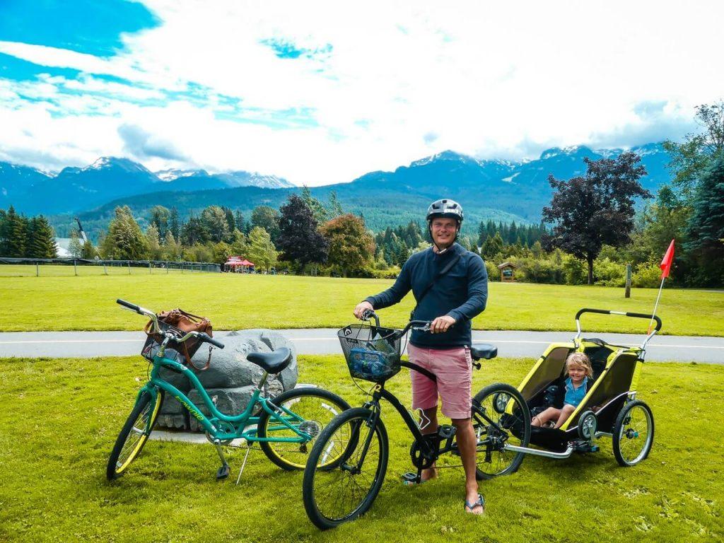 reisverslagen west canada met kind