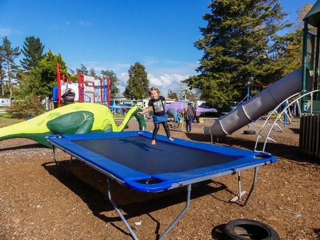 campings Nieuw-Zeeland