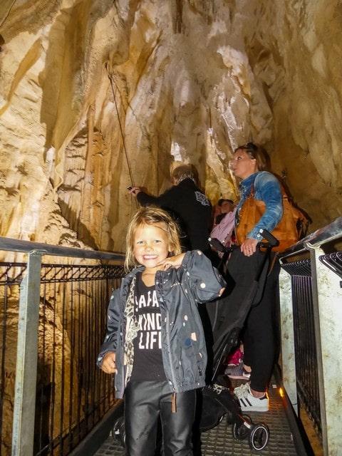 Waitomo grotten