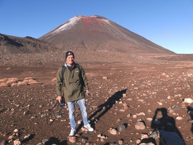 Tongariro wandeling