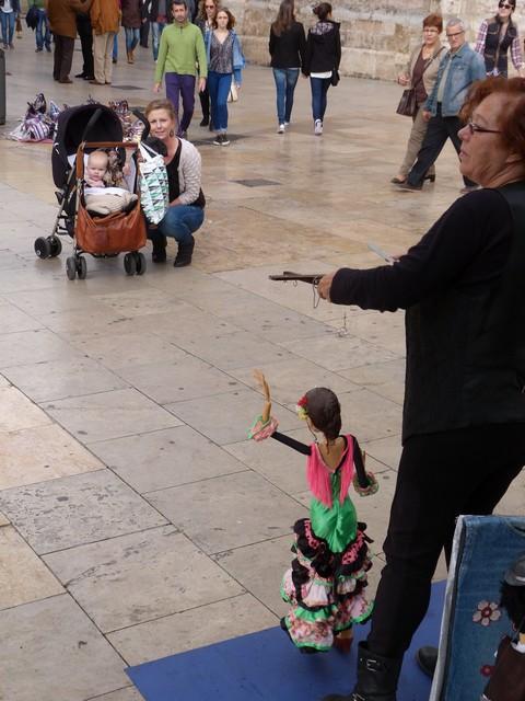 Valencia met kinderen