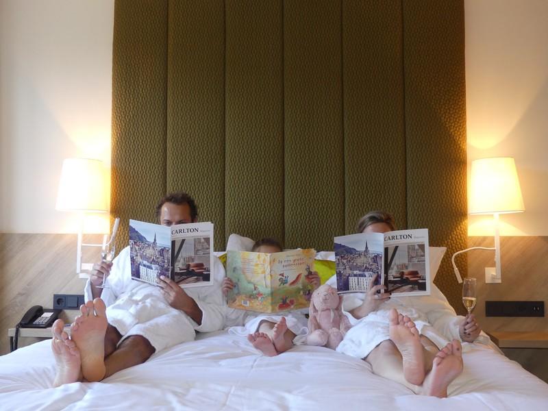 Carlton President Hotel Utrecht met kinderen
