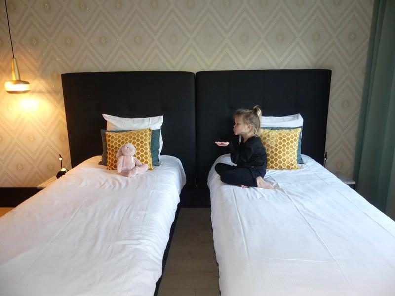 The James Hotel Rotterdam met kinderen