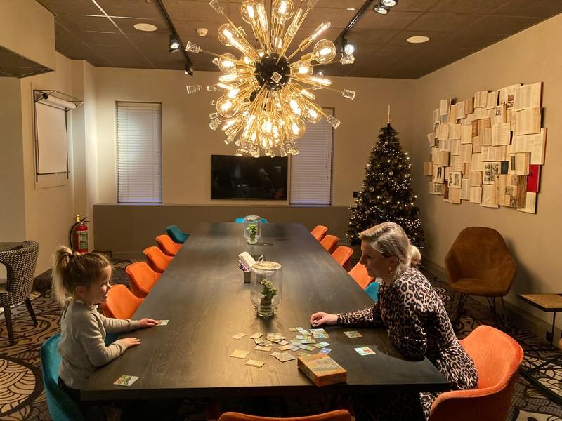 Carlton Square Haarlem met kinderen