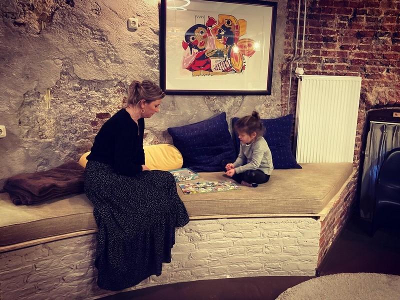De Pelsertoren Zwolle met kinderen