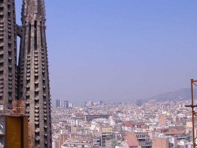 Barcelona met kinderen