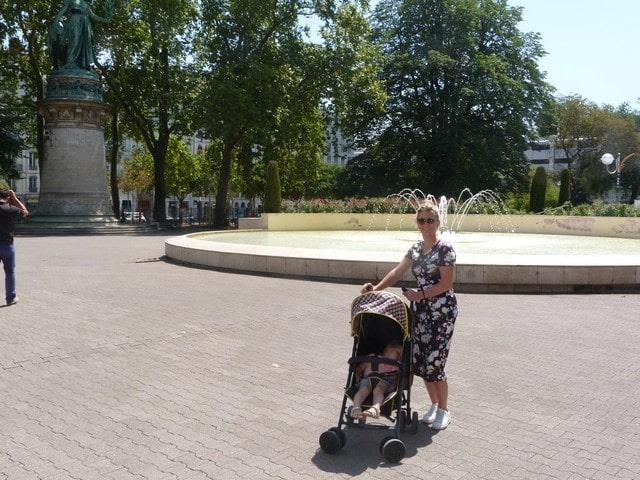 Lyon met kinderen