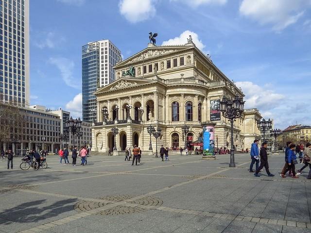 Frankfurt met kinderen