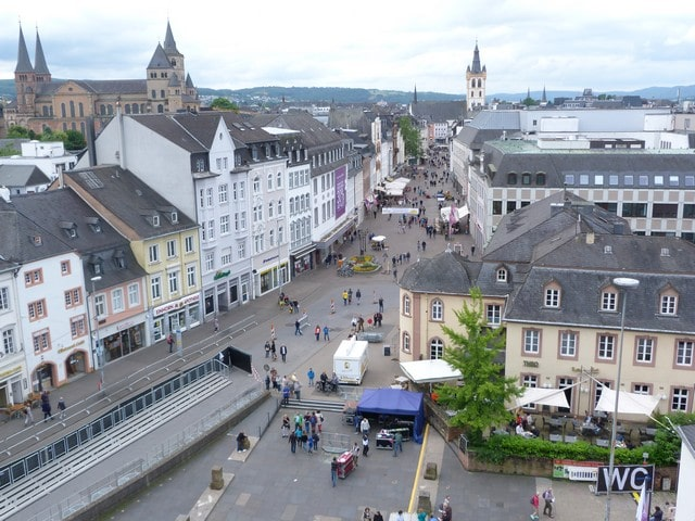 Trier met kinderen