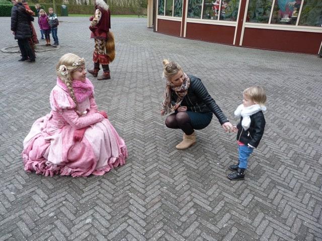 Efteling met kinderen