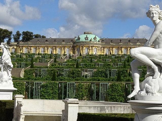 Potsdam met kinderen