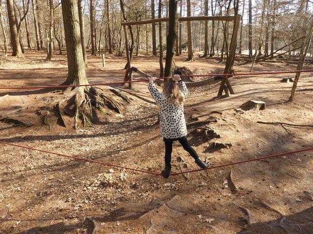 Speelbos Breda met kinderen