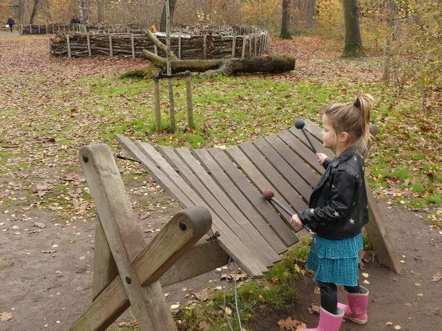 Speelbossen in Brabant met kinderen