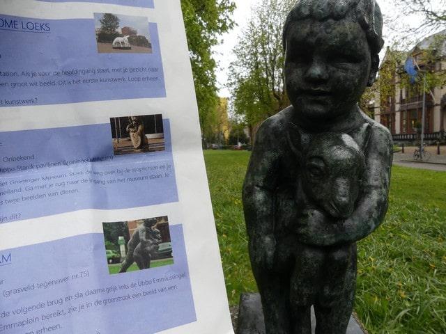 Groningen met kinderen