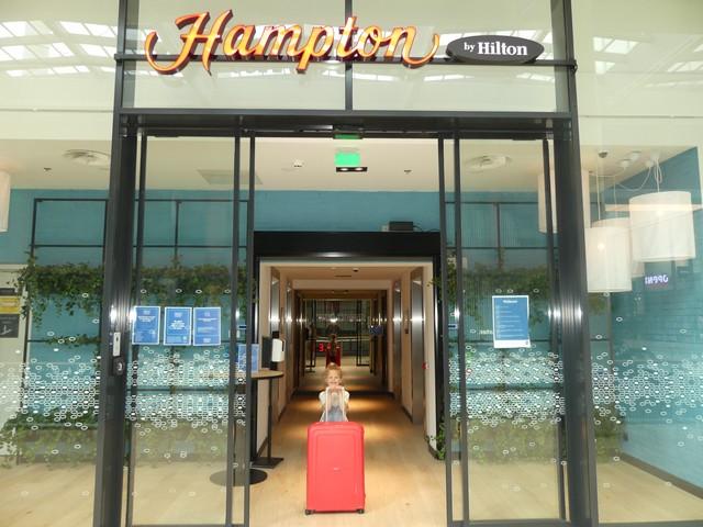 Hilton Utrecht Centraal met kinderen