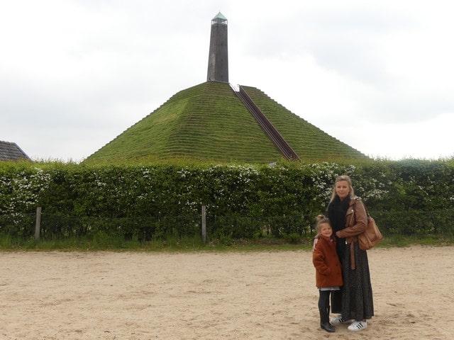 Provincie Utrecht met kinderen