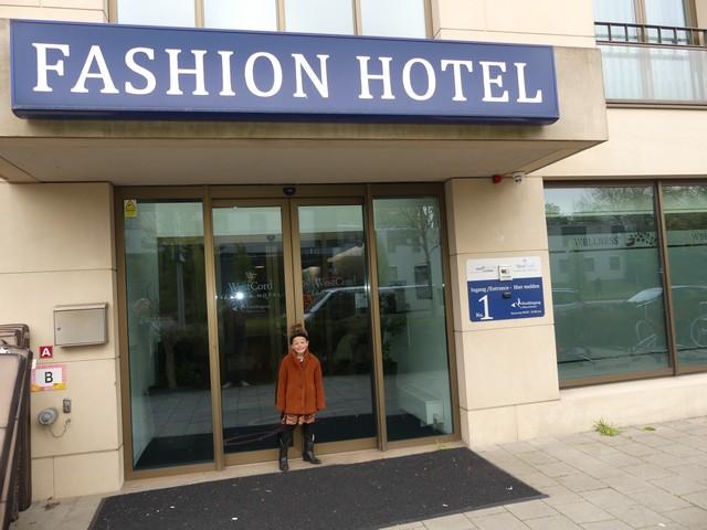Westcord Fashion Hotel Amsterdam met kinderen