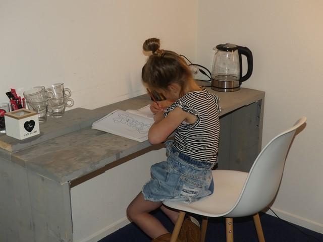 Belgische Loodsensocieteit met kinderen