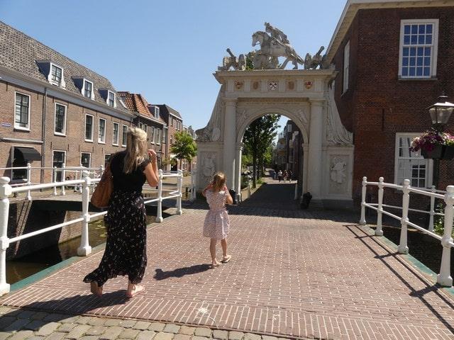 Leiden met kinderen