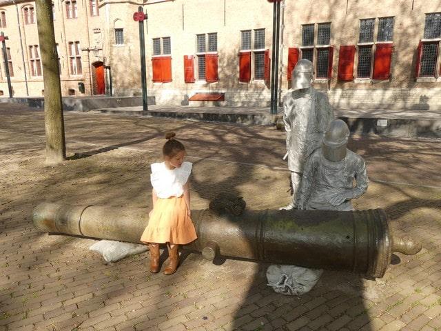 Middelburg met kinderen