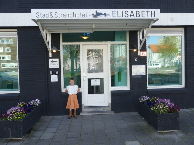 Stad en Strandhotel Elisabeth met kinderen