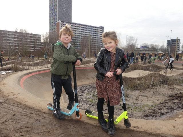 Tilburg met kinderen