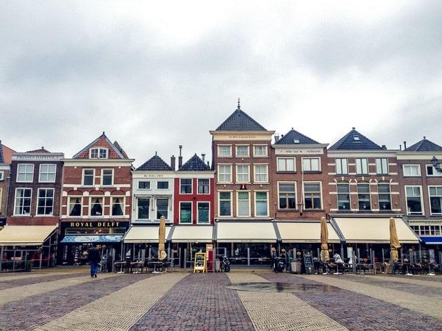Delft met kinderen