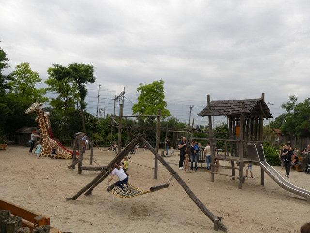 Diergaarde Blijdorp met kinderen