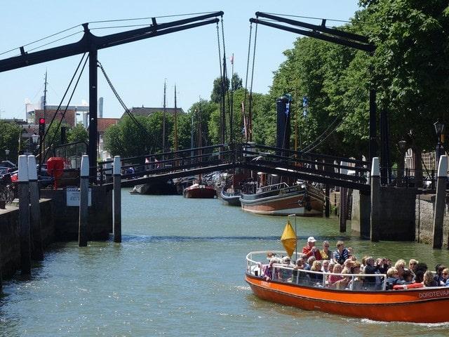 Dordrecht met kinderen