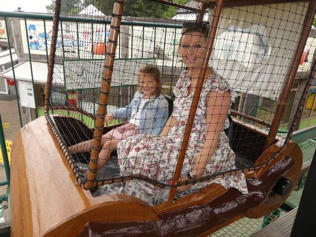 Linnaeushof met kinderen